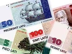 Курс латвийской валюты к рублю
